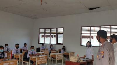 Hari Ketiga Pembelajaran Tatap Muka di Kabupaten Toba, Berjalan Lancar