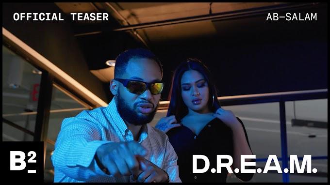Rapper Ab-Salam Drops New Video for 'D.R.E.A.M. (Data Rap)'