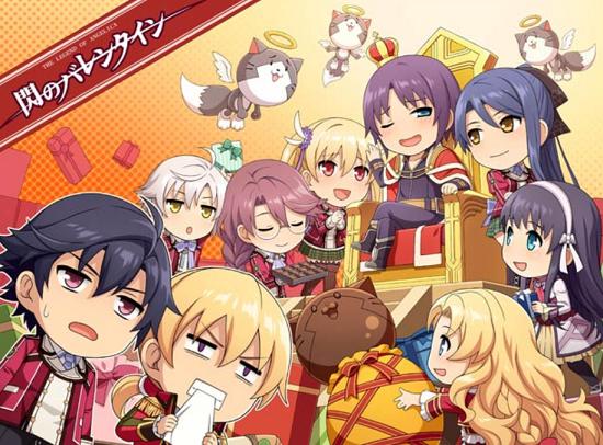 Legend Of Heroes Kiseki Translations Sen No Kiseki