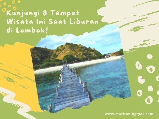 8 tempat wisata di Lombok