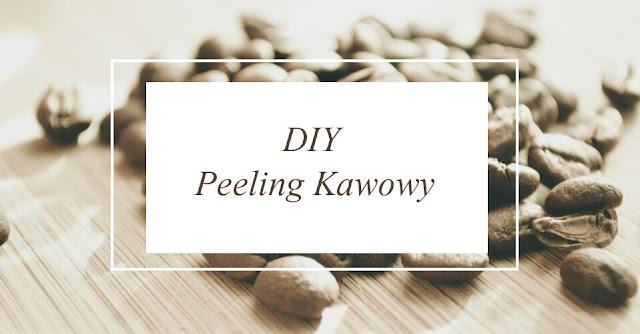 DIY - Peeling kawowy