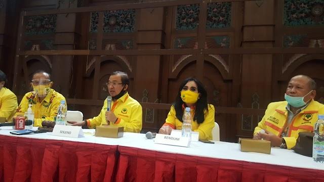 Ketum Partai Berkarya Beri Peringatan Keras Kader Presidium (P3B), Ini Sikap DPW Jabar