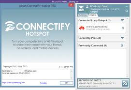 Download Connectify Hotspot PRO v3 7 1 25486 With Serial And
