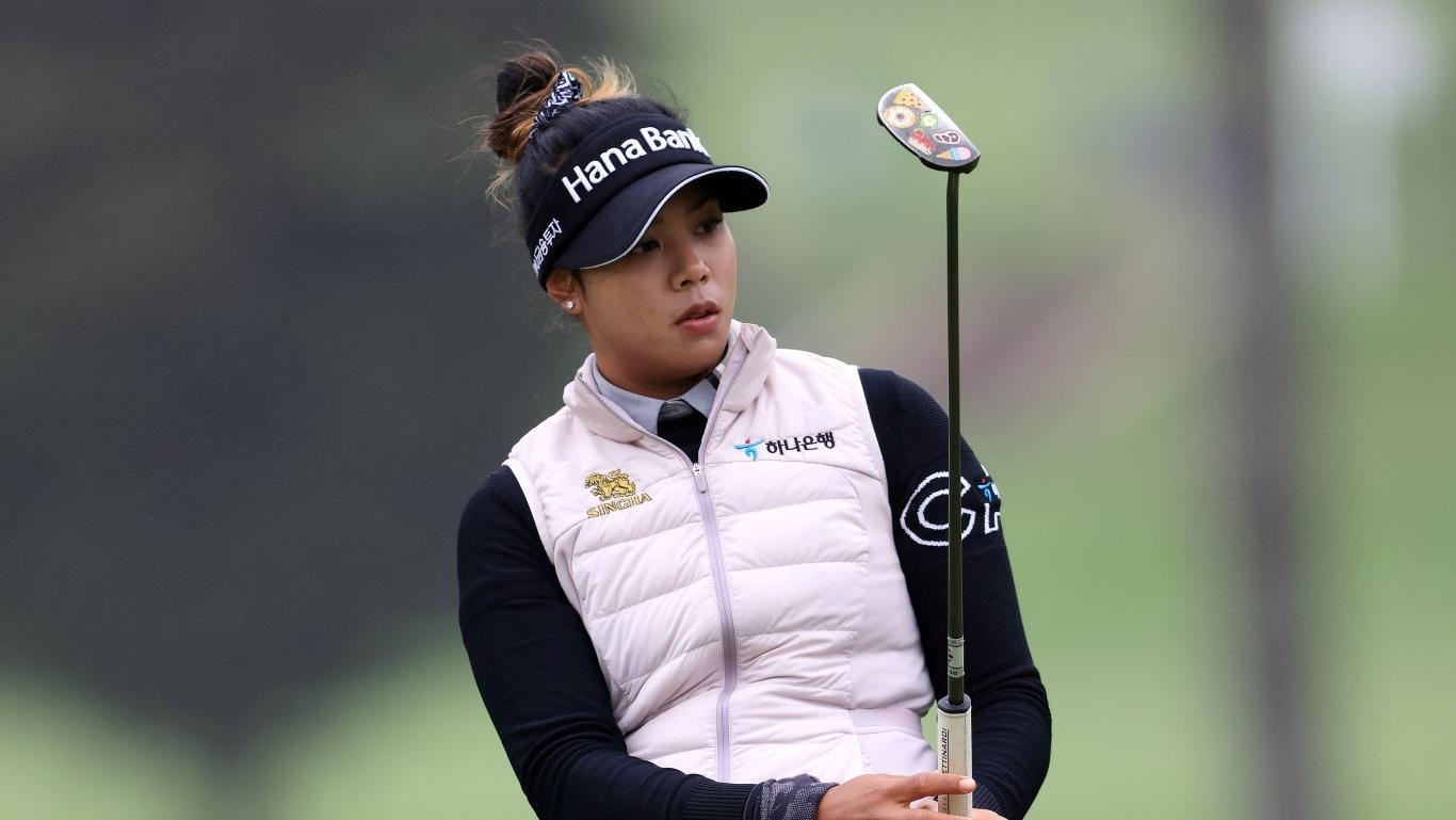 The Golf Club - Thailand: โปรเหมียว รั้งที่ 9 จัสมินแผ่ว สาวไทยผ่านตัดตัว 4  รายสวิง เมดิฮีลฯ