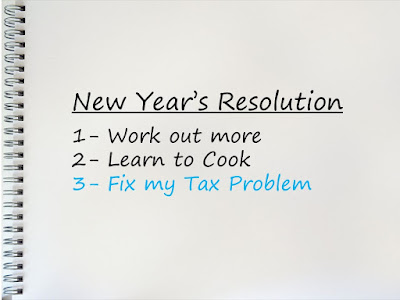Fix Your Tax Problem in 2020