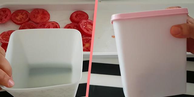 buzluktaki domates nasil pisirilir, domates bütün olarak nasıl saklanır, KahveKafe.Net