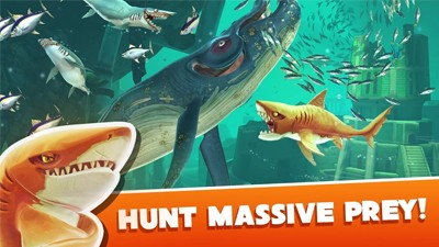 Hungry Shark World Guide Part 2