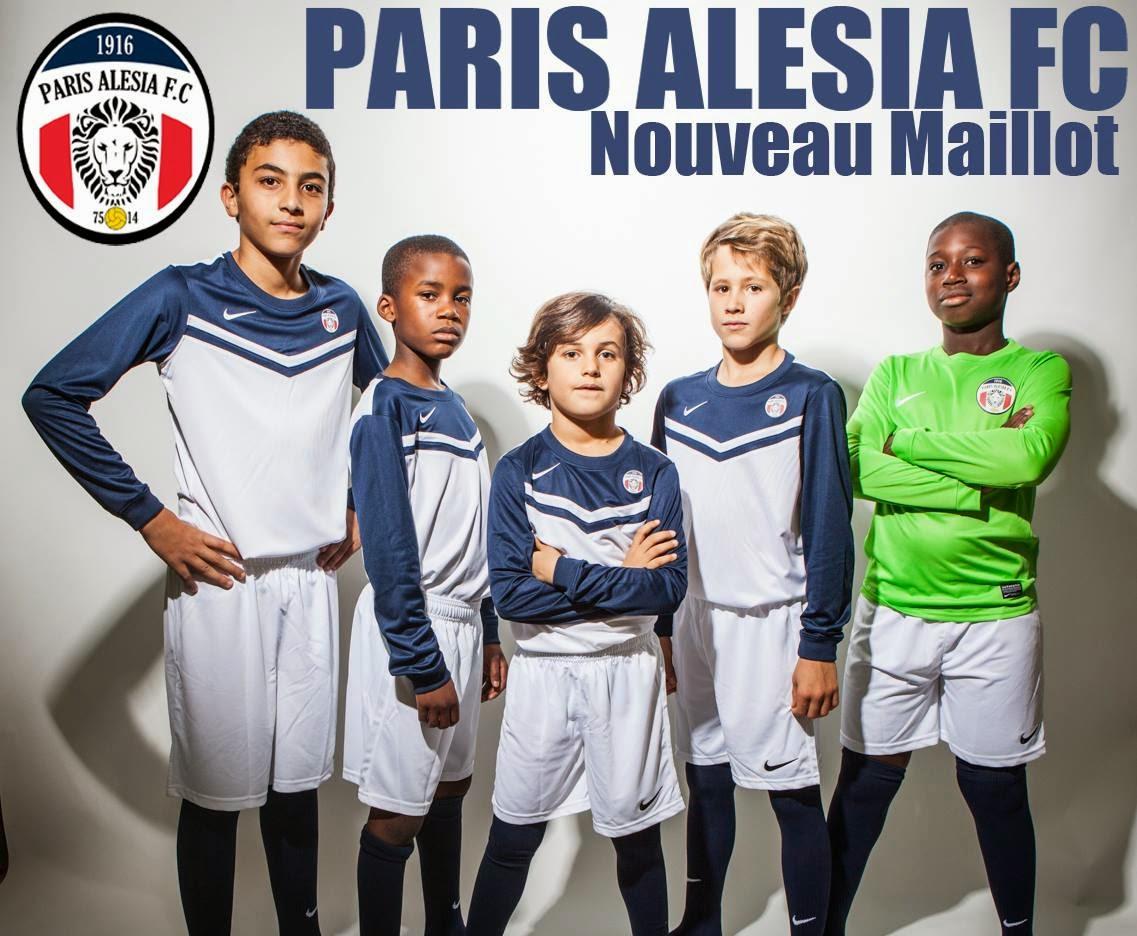 Paris Alésia FC Message aux Parents des Débutants