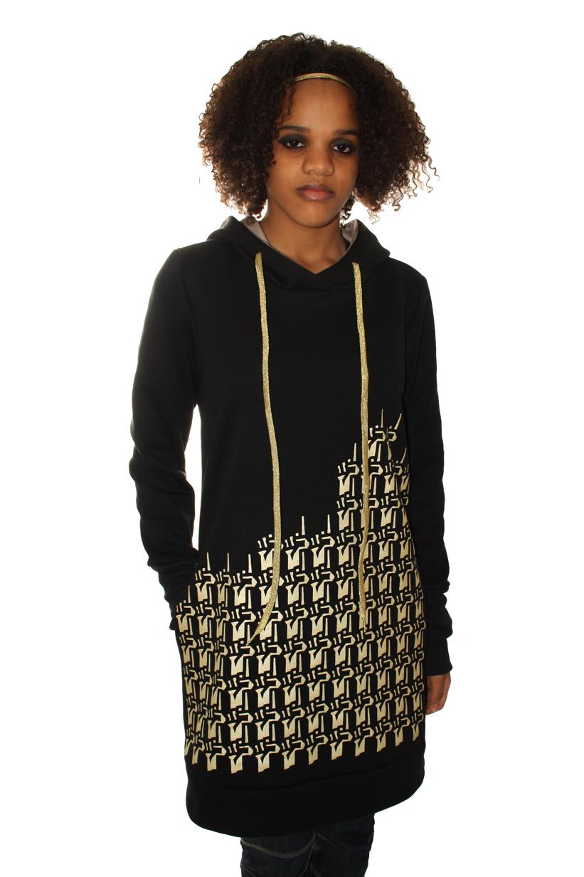 Muslimske kvindemode Muslimske kvinder Street Fashion Cred-2499