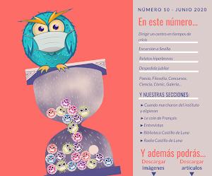 """Revista interactiva """"El rincón del Cuco"""" número 10"""