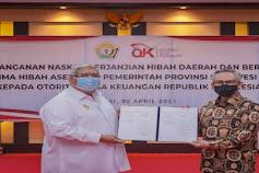 Gubernur Minta OJK Bantu Besarkan Bank Sultra