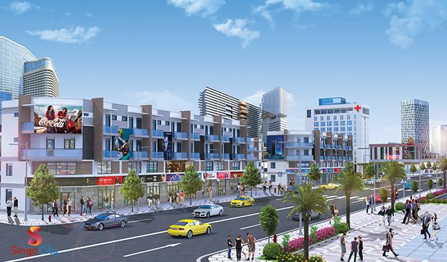 dự án Singa City 2