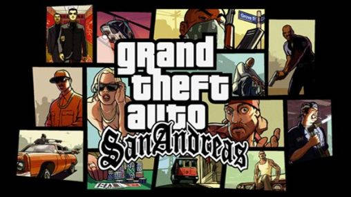 Grand theft auto: San Andreas Android 1.0.8 Full Español