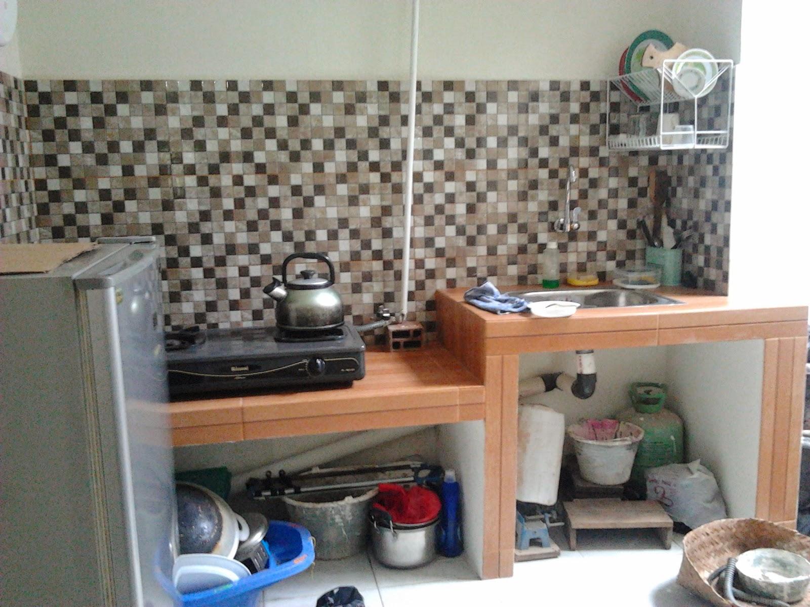 Corat Coret Membuat Pintu Kitchen Set