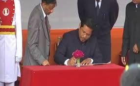 Spotlight : BJP Ally NPP's Conrad Sangma Sworn In As Meghalaya CM