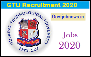 GTU jobs 2020