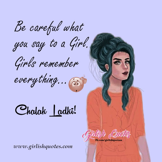 Short Quotes For Facebook - Hidden Feelings Of Girls | Girlish Quotes