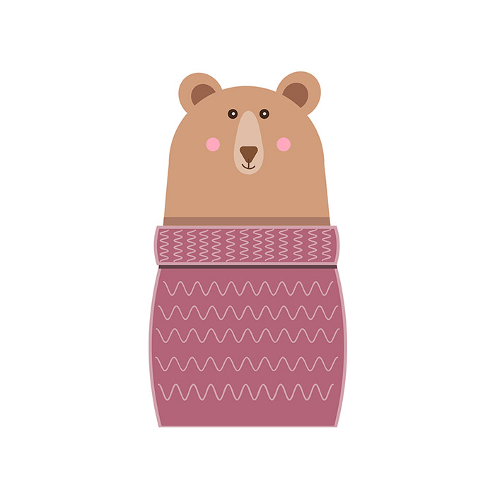 Trudette This Bear Is Ready For Winter