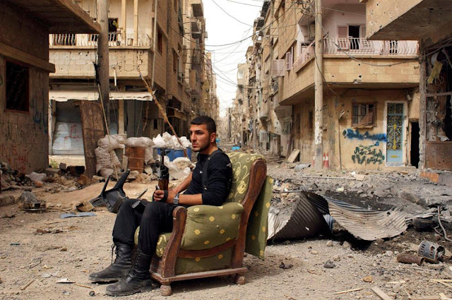 Muchos armenios sirios vuelven a casa