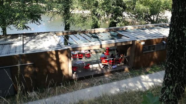 Café da Praia Fluvial de Queimadela