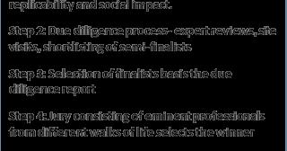 Entries open for 'Social Entrepreneur of the Year (SEOY