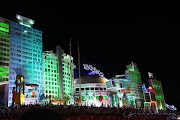 Araneta Christmas On Display; Funfair and foodpark in one place