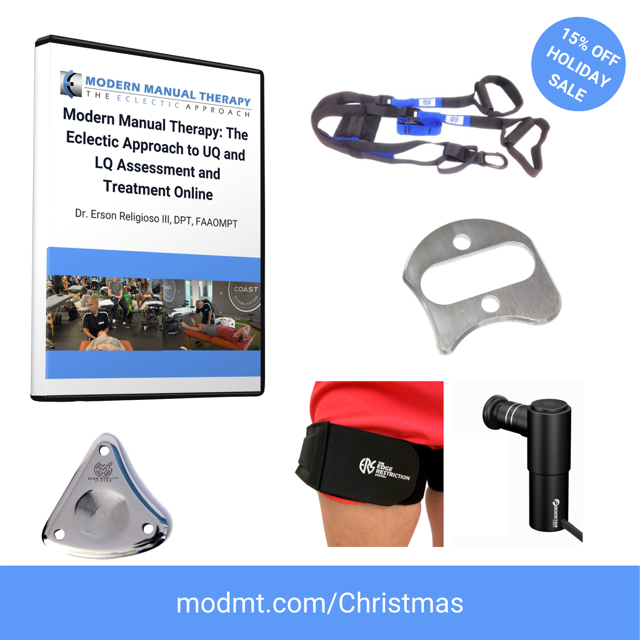 EDGE Mobility System Christmas Week Sale - themanualtherapist.com