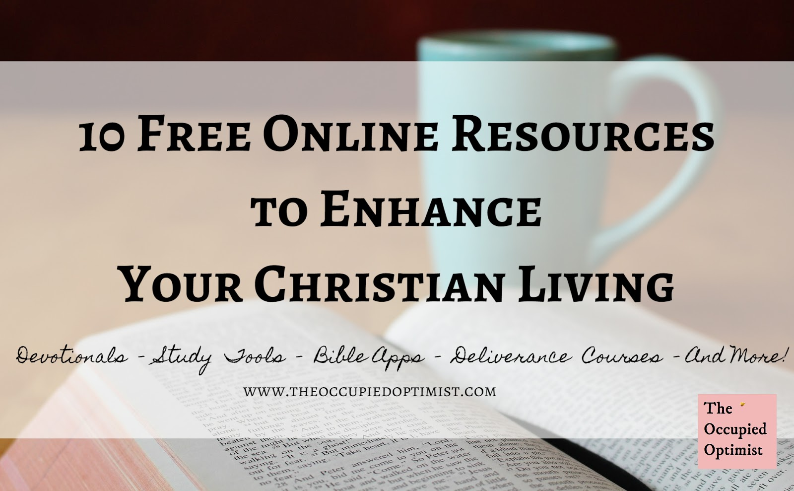 Go Deeper With My Top 10 Favorite Free Online Ministry Resources