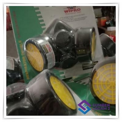 Masker respirator WIPRO