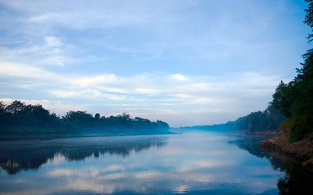 Sungai Terpanjang di Pulau Jawa
