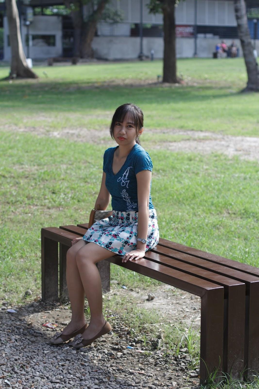 chilling at IT Park, Cebu