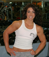 Female bodybuilding personal training