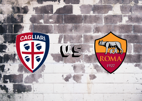 Cagliari vs Roma  Resumen