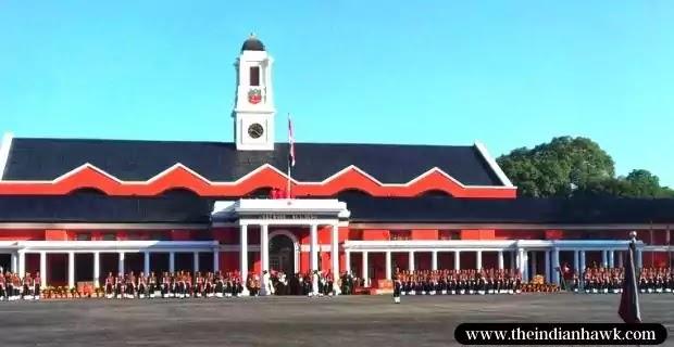 Indian MIlitary Academy Dehradun 2021