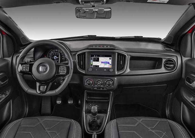 Nova Fiat Strada 2021: fotos, preços (estimados), itens de série