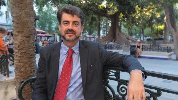 Juan Mera, pregonero de las Glorias de Cádiz de 2021