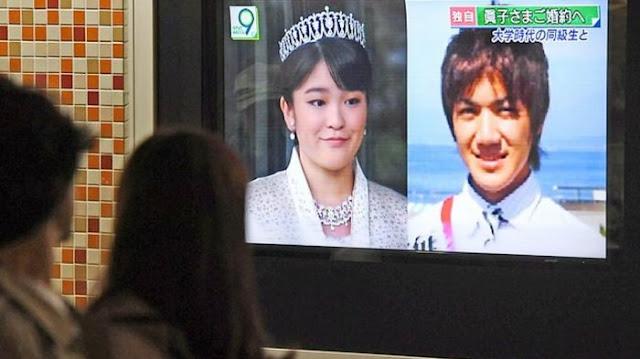 Demi Cinta, Putri Jepang Ini Rela Lepaskan Status Bangsawan