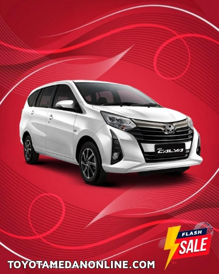 Harga Promo Toyota Calya Medan