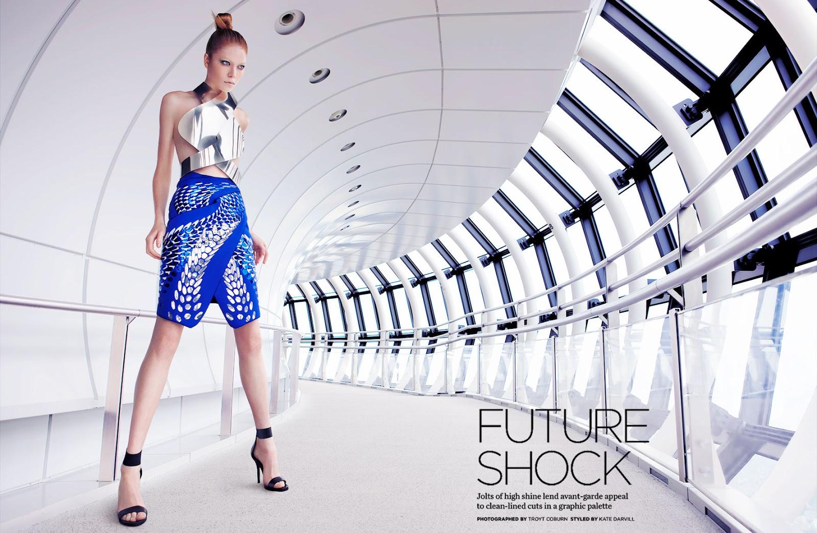 Troyt Coburn - Photography - Future Shock