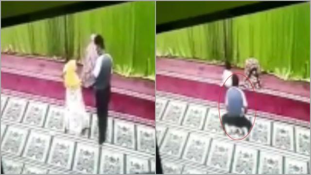 Bejat! Masuk ke Masjid, Pria Ini Berbuat Asusila ke Bocah Perempuan yang Sedang Sholat