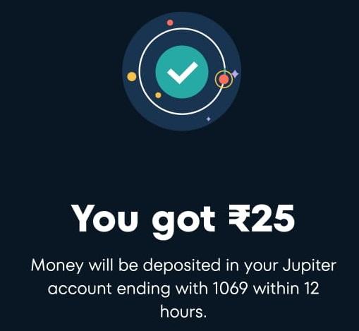 5% CASHBACK ON ALL SPENDS ON JUPITER BANK DEBIT CARD
