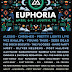 EUPHORIA MUSIC FESTIVAL ANNOUNCES FULL LINEUP