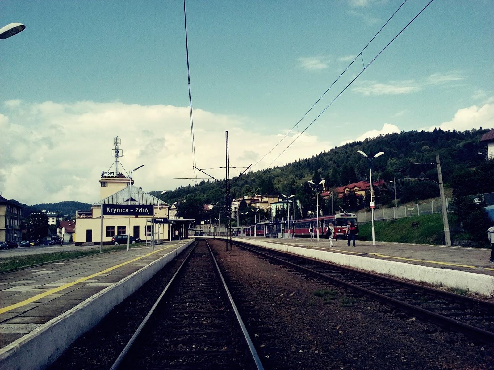 Krynica-Zdrój Dworzec PKP