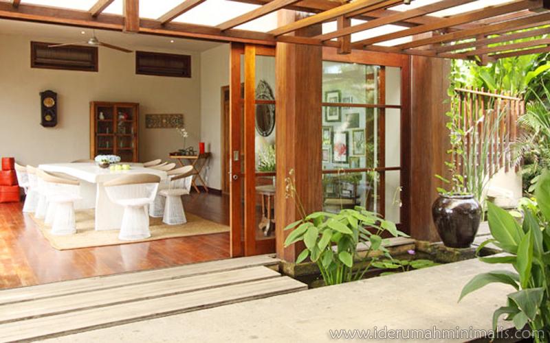Desain Rumah Minimalis Gambar Gambar Ruang Santai Di Rumah