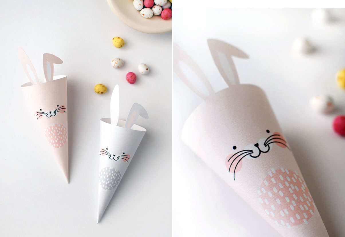12 DIY de conejos de Pascua para hacer en familia_7