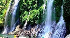 Air Terjun Curup Tujuh DayaTarik Wisata Yang Berada di Lampung Tengah