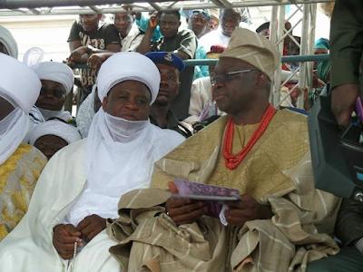 picture Oba Saliu Akanmu Adetunji olubadan of ibadan