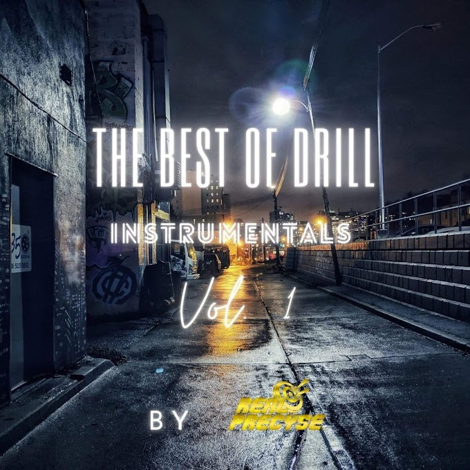 """Discover """"The Best Of Drill Instrumental, Vol. 1"""" by Real Precyse"""