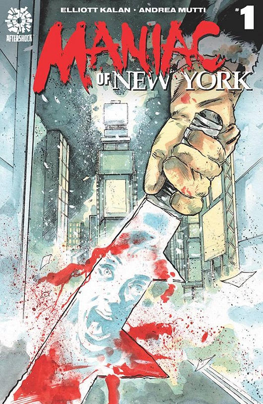 Cover of Maniac of New York #1