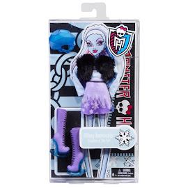 MH G1 Fashion Packs Abbey Bominable Doll